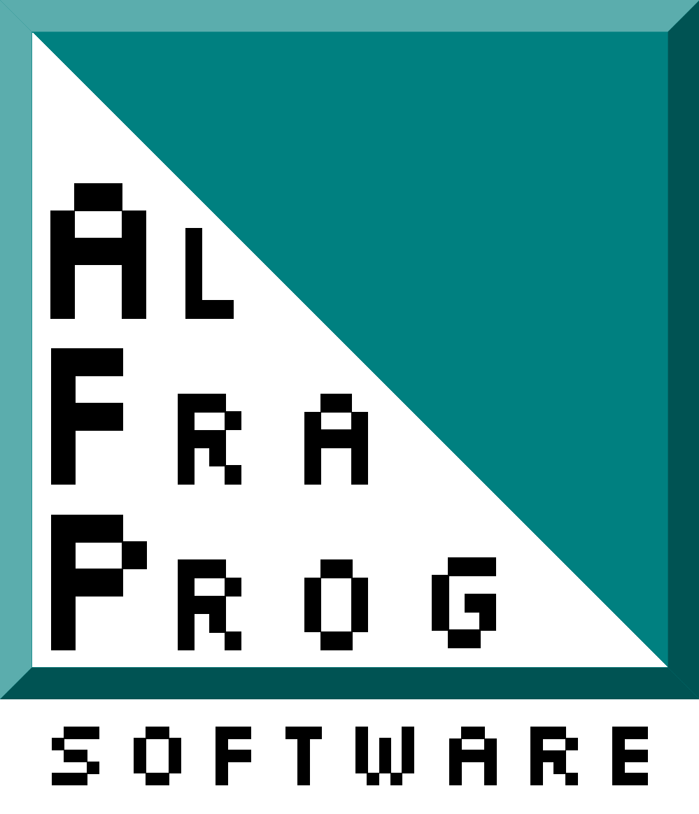Picture of the Alfraprog Software logo